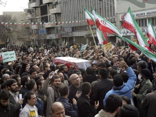 regimeprotest