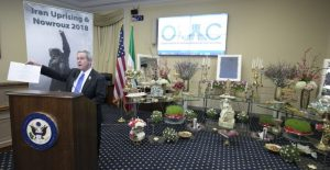 Congressman Joe Wilson (R-SC), Speaking at OIAC Nowruz celebration at the Capitol Hill- March 2018