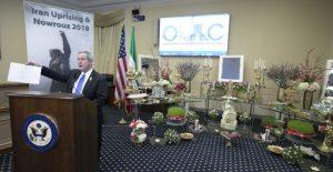 Congressman Joe Wilson (R-SC), Speaking at OIAC Nowruz celebration at the Capitol Hill- March 2018