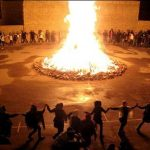 Protesters Seek Change in Iran During Fire Fest Demonstrations