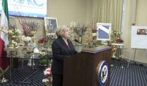 Congresswoman Ileana Ros-Lehtinen (R-FL), Speaking at OIAC Nowruz celebration at the Capitol Hill- March 2018