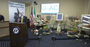 Rep. Brad Sherman (D-CA), Speaking at OIAC Nowruz celebration at the Capitol Hill- March 2018