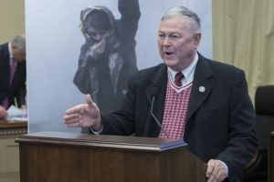 Rep. Dana Rohrabacher (R-CA), Speaking at OIAC Nowruz celebration at the Capitol Hill- March 2018