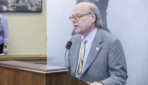 Rep. Steve Cohen (D-TN), Speaking at OIAC Nowruz celebration at the Capitol Hill- March 2018