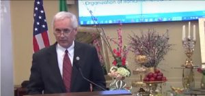 Rep. Tom McClintock (R-CA), Speaking at OIAC Nowruz celebration at the Capitol Hill- March 2018