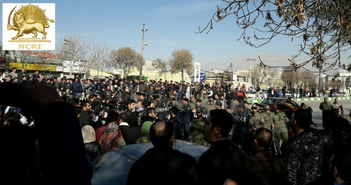 Recent Protests Mark a New Era for Iran's Opposition
