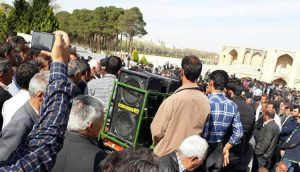 Mass Arrests in Isfahan as Protests Continue across Iran