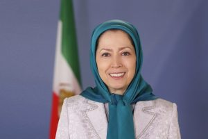 "Maryam Rajavi, leader of Iran's opposition, Speaking to the Paris conference, ""Mullahs' Regime in Crises""-December 16, 2017"
