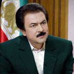 Massoud Rajvai, chairman and founder of the National Council of Resistance of Iran (NCRI)