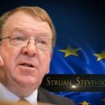 Mr Struan Stevenson, former chair of European Parliament's official Delegation for Relations with Iraq