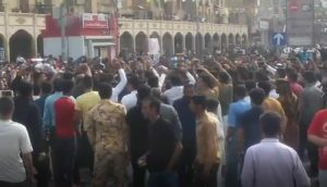 Ahvazi Protesters Still Detained