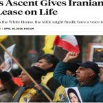 Iran Mullahs Step up Attacks against MEK as Uprising Continues