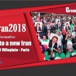 Free Iran Gathering in Paris