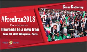 Free Iran Gathering in Paris