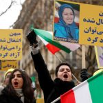 MEK Rally in support of IranProtests