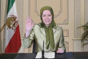 Maryam Rajavi's message to the Iranian Convention in Washington D.C.