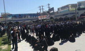 Iran Protests in Kazerun-May 2018