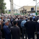 MEK Network-Teachers Rally across Iran: Political Prisoners Must Be Freed