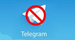 Telegram banned in Iran
