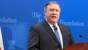 Secretary Pompeo describes new Iran Strategy