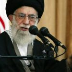 Khamenei speaks to the