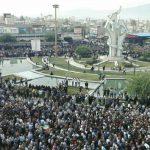 Kazerun demonstration-May 2018