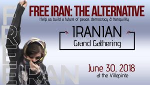 Iranian diaspora will gather to support Iran Protests