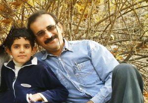 Gholamreza Khosravi, MEK's supporter.