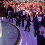 Annual gathering of Iran opposition (NCRI)