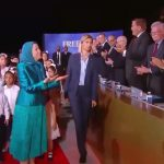 Maryam Rajavi at Free Iran Rally- July 2017