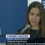 Sigal Mandelker - In charge of OFAC, discusses Iranian regime's illegal activities to fund terrorism.