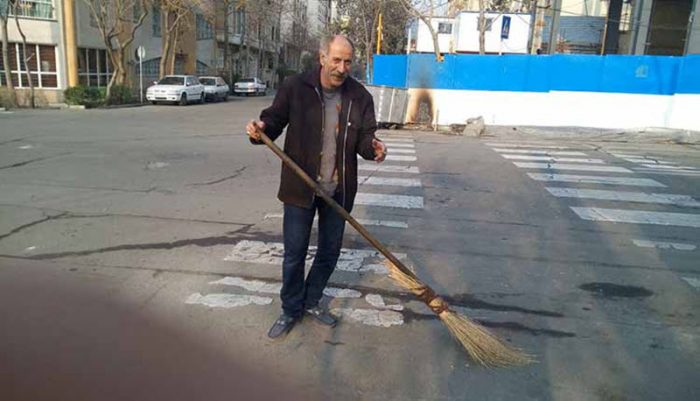 Mohammad Salas, 51, executed by Iranian regime on Monday 18, 2018