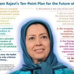Maryam Rajavi's ten point plan