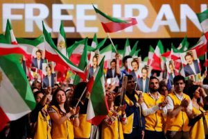 The grand gathering of Iran opposition-June 30, 2018