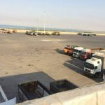 Iranian truck drivers go on strike again.