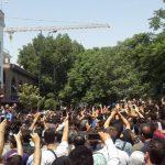 Iran Protests a daily scene in Iran