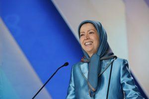 Maryam Rajavi addressing Free Iran 2018 grand gathering in Paris-June 2018