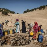 Water shortage in Iran due to regime mismanagement