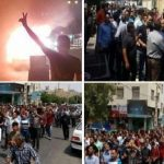 Iran Protests in major cities across Iran