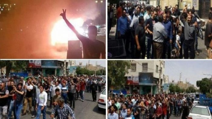 Iran Protests in major cities across Iran