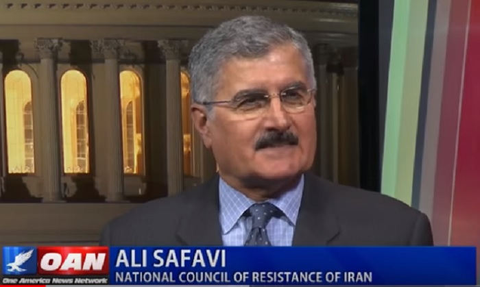 Ali Safavi's interview with One America Network(OAN)