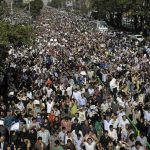 Protest in Isfahan over the plung of rial