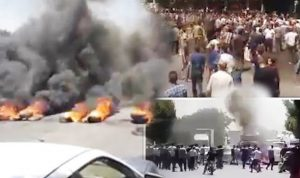 Iran Protests in various cities in Iran