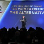 Dr. Bernard Kouchner, addressing MEK supporters in New York-Free Iran Summit