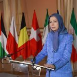 Maryam Rajavi's speech in February 9, 2018 meeting in Paris.