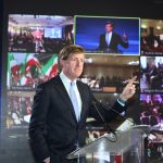 Patrick Kennedy speaking at the 30th anniversary of the 1988 Massacre in Iran.