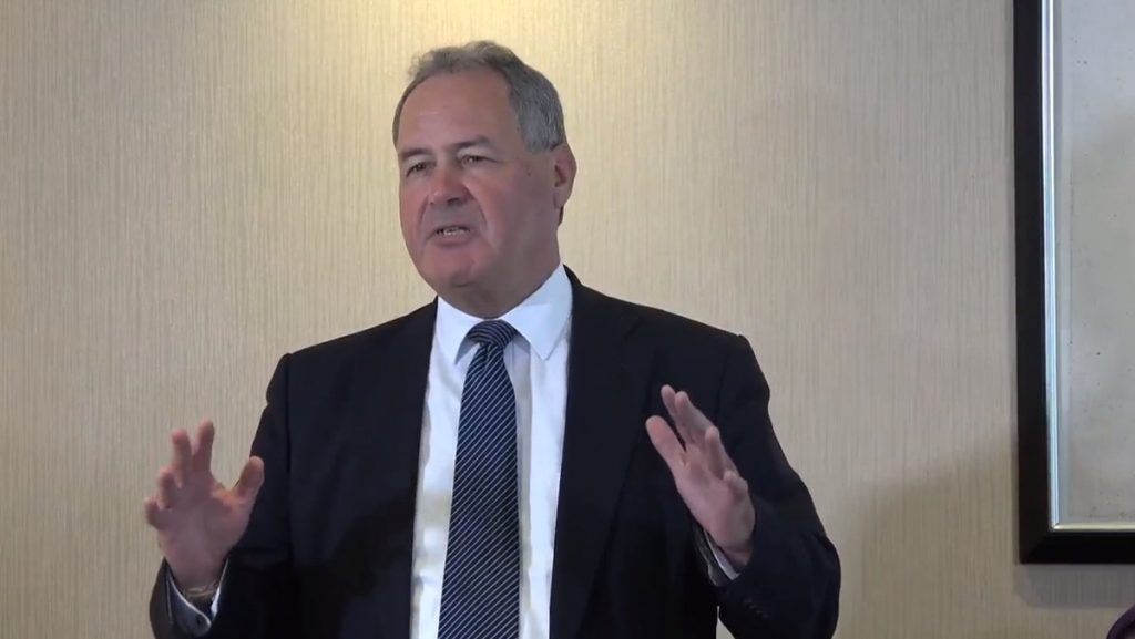 Bob Blackman gives his account of the Iranian regime's foiled terror attempt