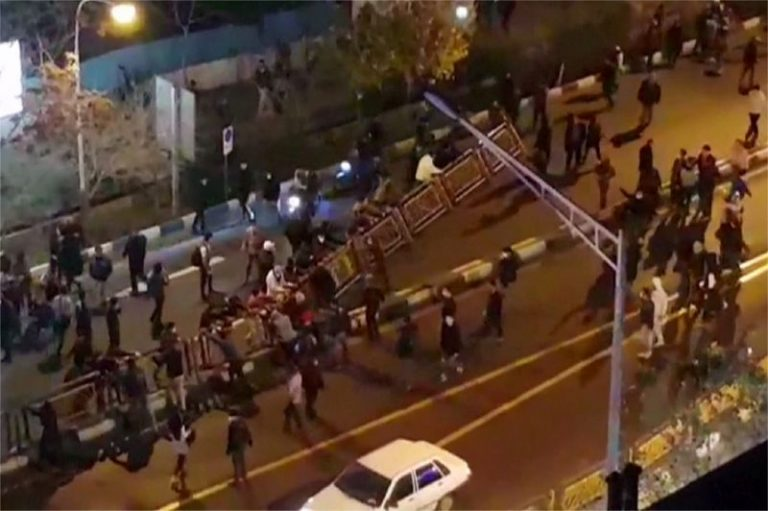 1000 Protesters arrested during recent uprisings.