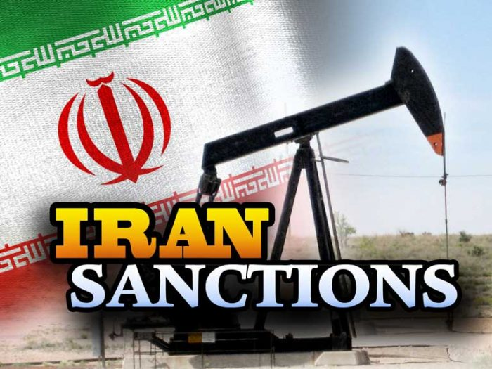 US Sanctions impact on the regime