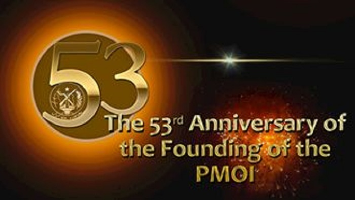 53rd anniversary of the foundation of the MEK